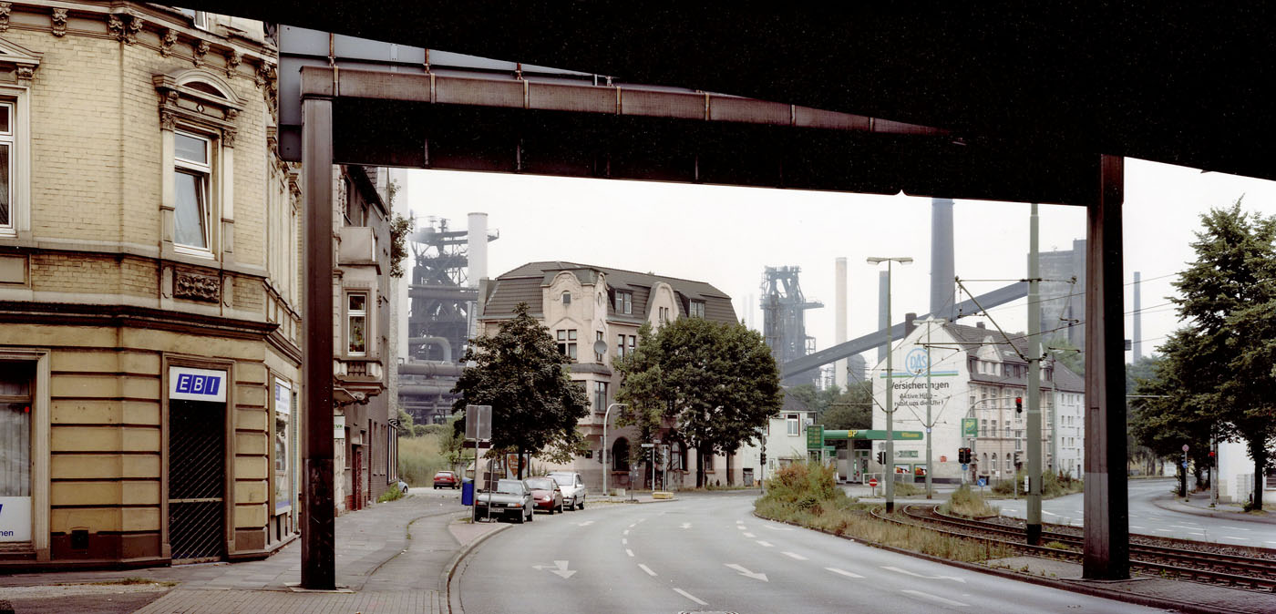 Joachim Schumacher - Duisburg-Bruckhausen, 2003 - 40,5 x 80,5 cm